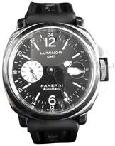 Panerai Luminor GMT PAM 88 Stainless Steel Automatic Mens 44mm Watch
