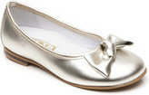 STEP2WO Patent velvet-bow pumps 6-11 years