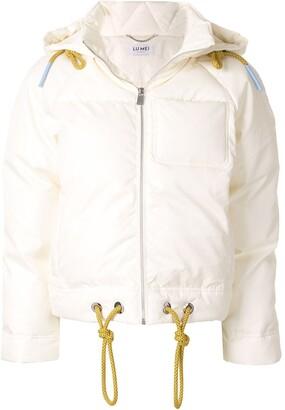 Lu Mei Crystal Palace puffer jacket