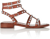 Sam Edelman WOMEN'S STUDDED EAVAN LEATHER GLADIATOR SANDALS