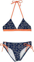 Splendid Girls' Deckhouse Triangle Bikini