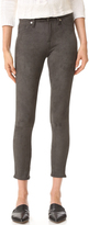 7 For All Mankind Knee Seam Skinny Pants