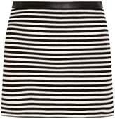 Alexander Wang Striped Mini Skirt