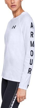 Under Armour Women's UA Graphic Long Sleeve