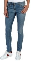 Eleventy Mid-Rise Slim-Leg Jeans