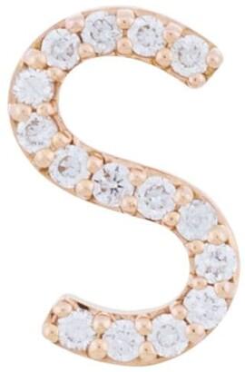 18k rose gold ALINKA ID diamond stud earring