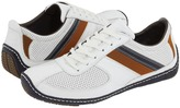 Cole Haan Air Ryder Oxford (White/White Perf/Navy) - Footwear