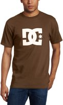 DC Men's Star Short Sleeve Logo T-Shirt, Kelly Green/White