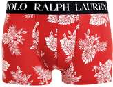 Polo Ralph Lauren Shorts Red Flow