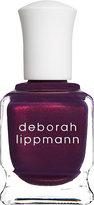 Deborah Lippmann Women's Nail Polish - Virtual Insanity-DARK PURPLE