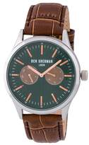 Ben Sherman Men's Spitalfields Social Quartz Watch, 43mm
