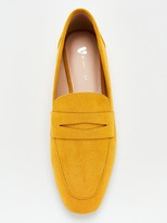Very Mya Square Toe Penny Loafer