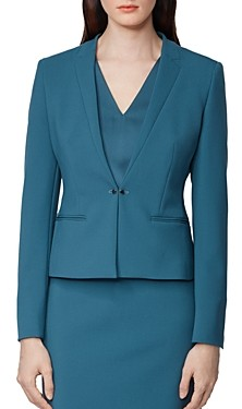 HUGO BOSS Jujube One Button Blazer