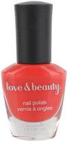 Love 21 Coral Nail Polish