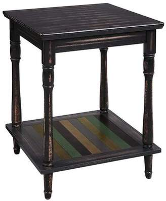 Guinness World Menagerie End Table World Menagerie