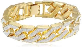 Urban Classics Glitter Bracelet Shirt Studs