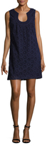 Trina Turk Maple Lace Flared Dress