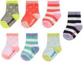 Osh Kosh Oshkosh Bgosh Girls 4-8 7-pk. Day of the Week Socks