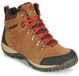 Columbia PEAKFREAK VENTURE S II MID WATERPROOF men's Walking Boots in Brown