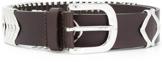 Isabel Marant Tehora embellished belt