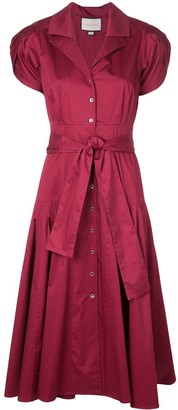 Alexis Rosetta tie waist dress