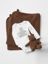 Gap Favorite Brannan bear tummy time set