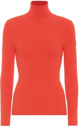 Fusalp Ancelle ribbed-knit sweater