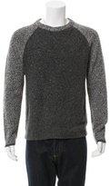 Rag & Bone Wool Two-Tone Sweater