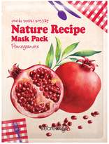 Secret Key Nature Recipe Sheet Masks - Pomegranate - Pack of 10