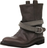 Brunello Cucinelli Ankle Boot with Monili Wrap