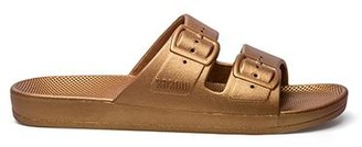 Freedom Moses Two-Strap Sandal Copper