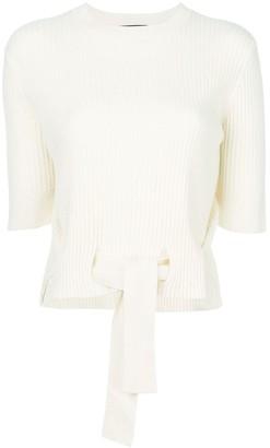 Cashmere In Love cashmere Dee crop sweater