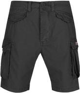 Superdry Core Cargo Lite Ripstop Shorts Grey