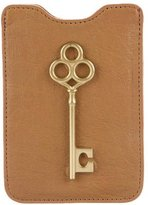 Jonathan Adler Leather Key Phone Case w/ Tags