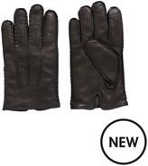 Polo Ralph Lauren Ralph Lauren Cashmere Lined Classic Leather Glove