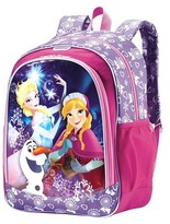 "American Tourister Disney 14"" Frozen Kids Backpack - Pink"
