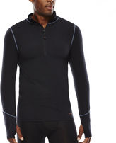 Asstd National Brand Terramar Climasense 2.0 Thermal Pullover Top