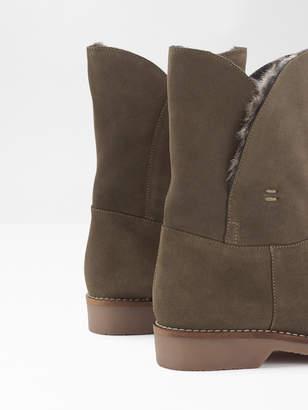 White Stuff Freya Fur Lined Boot