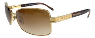 Tiffany & Co. Gold Other Sunglasses