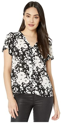 Sanctuary Mia Shell (Shadow Bloom) Women's Clothing