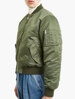 J.w. Anderson Khaki Bomber Jacket