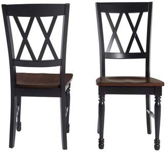 Crosley Shelby Dining Chairs, Set of 2