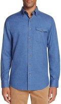 Vineyard Vines Heathered Crosby Slim Fit Button-Down Shirt