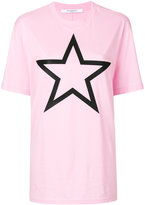 Givenchy Columbian-fit star print T-shirt - women - Cotton - S