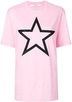 Givenchy Columbian-fit star print T-shirt