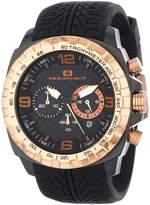 Oceanaut Men's Racer OC1121 Rubber Quartz Watch