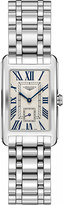 Longines L5.512.4.71.6 Dolcevita stainless steel watch