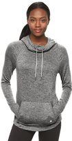 Tek Gear Women's Sweater-Knit Cowlneck Top