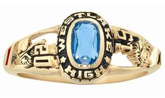 Keepsake Women's Class Ring in 10K Gold
