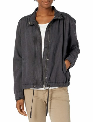 Splendid Women's Outwear Ford Jacket with Buttons
